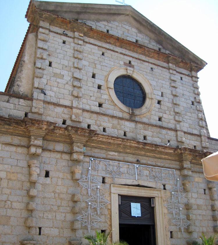 Eglise porto vecchio corse